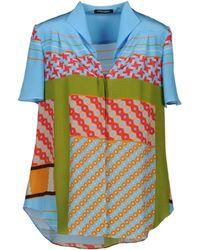 Mila Schon - Short Sleeve Shirt - Lyst