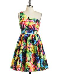 ModCloth Rebel Danielly Dress - Lyst