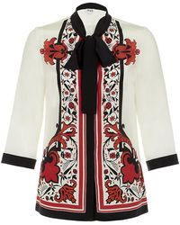 Alice By Temperley - Nijinsky Print Shirt - Lyst