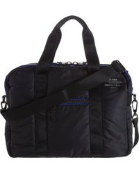 Ecoalf - Recycled Fishing Net Fabric Briefcase - Lyst