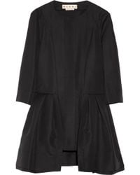 Marni Cotton Cady Coat - Lyst