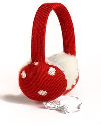 Kate Spade Hightech Earmuff Headphones - Lyst