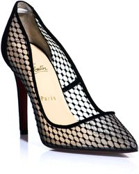 Christian Louboutin Pigaresille 100mm Shoes - Lyst