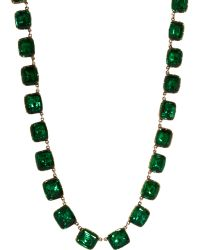 Olivia Collings - Paste Riviere Necklace - Lyst