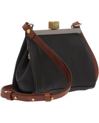 Ally Capellino - Cross Body Frame Bag - Lyst