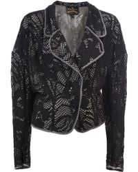 Vivienne Westwood Anglomania Galop Jacket - Lyst