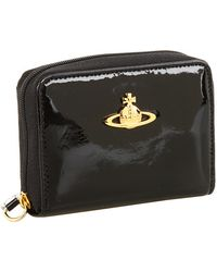 Vivienne Westwood Man Fiocco Zip Around Card Holder - Lyst
