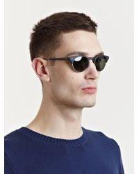 Mosley Tribes - Bower Matte Black Sunglasses - Lyst