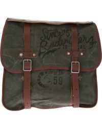 Rude Riders Messenger Bag - Lyst