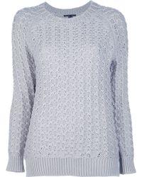 Theyskens' Theory Kice Yark Sweater - Lyst