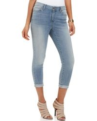 DKNY Slim Fit Jeans - Lyst