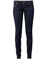DSquared2 Super Slim Jean - Lyst