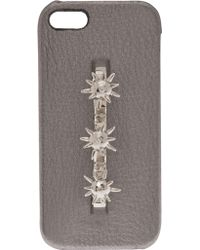 Jagger Edge - Flail Ring Iphone Case - Lyst