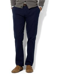 Polo Ralph Lauren Suffield Tissue Chino Pant - Lyst