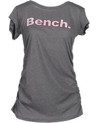 Bench - Short Sleeve T-shirt - Lyst