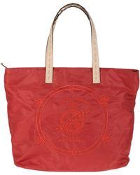 Borsalino - Large Fabric Bag - Lyst