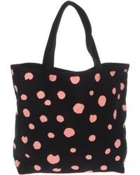 Cats By Tsumori Chisato Large Fabric Bag - Lyst