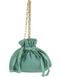 L'Autre Chose Medium Fabric Bag - Lyst