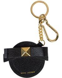Marc Jacobs Key Ring - Lyst