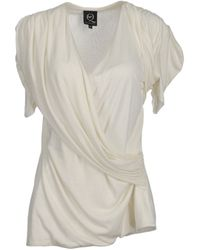 McQ by Alexander McQueen Short Sleeve T - Lyst