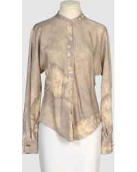 Rachel Roy   Long Sleeve Shirt   Lyst