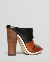 Rebecca Minkoff Platform Sandals Rae High Heel - Lyst