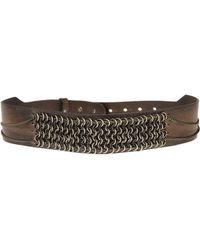 A Brand Apart - Belts - Lyst