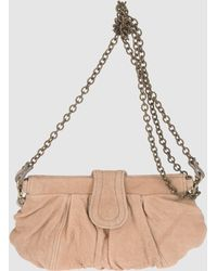 Abaco Small Leather Bags - Lyst