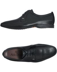 Aldo Brue' - Lace Derby Shoes - Lyst