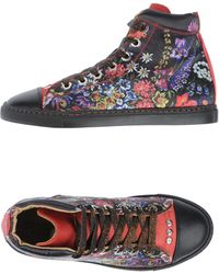 Alouette - Hightop Trainers - Lyst