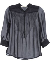 Customade Blouses - Lyst