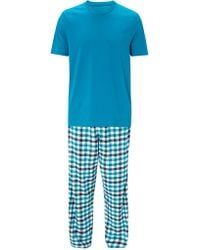 John Lewis - Jonny Short Sleeve Tshirt and Lounge Trousers - Lyst