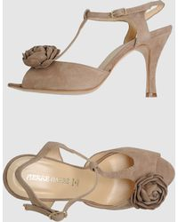 Pierre Darre' Highheeled Sandals - Lyst