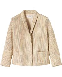 Toast - Nanette Heavy Weaved Jacket - Lyst