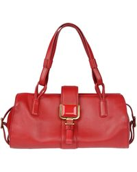 Vionnet Large Leather Bags - Lyst
