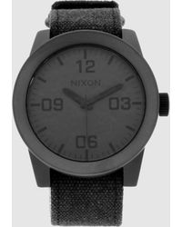 Nixon G Wrist Watch - Lyst
