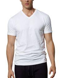 Polo Ralph Lauren 3-Pack Slim-Fit V-Neck T-Shirt - Lyst