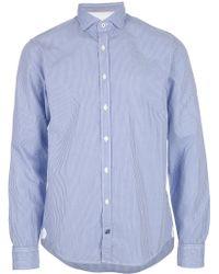 Tommy Hilfiger Button Fastening Shirt - Lyst
