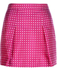 DSquared2 A Line Skirt - Lyst