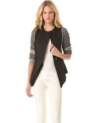 Francis Leon - Moonracer Leather Jacket - Lyst