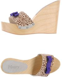 Naory Wedges - Lyst