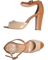 Pierre Darre' High-Heeled Sandals - Lyst