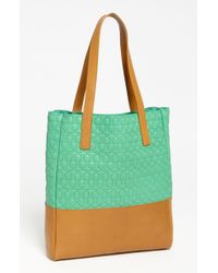McQ by Alexander McQueen Leather Tote - Lyst