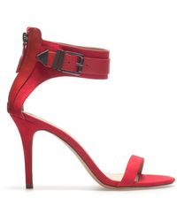 Zara Sandal with Buckle - Lyst