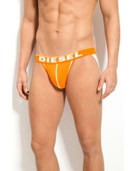 Diesel Fresh and Bright Jock Strap - Lyst