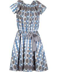 Amy Gee - Short Dress - Lyst
