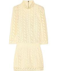 Skaist Taylor - Embroidered Cotton Eyelet Dress - Lyst