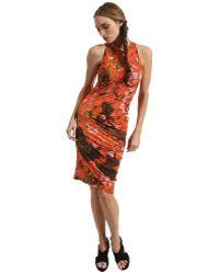 McQ by Alexander McQueen Sleeveless Dress - Lyst