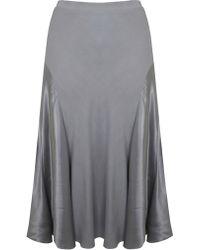 Ann Harvey   Panel Maxi Skirt   Lyst