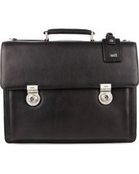 Leonhard Heyden - Bristol Threecompartment Briefcase - Lyst